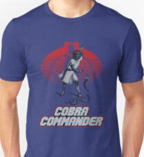 Cobra Commander Unisex T-Shirt