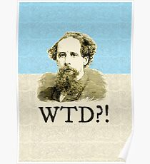 What The Dickens?! Poster