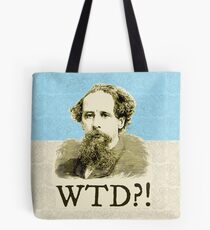 What The Dickens?! Tote Bag