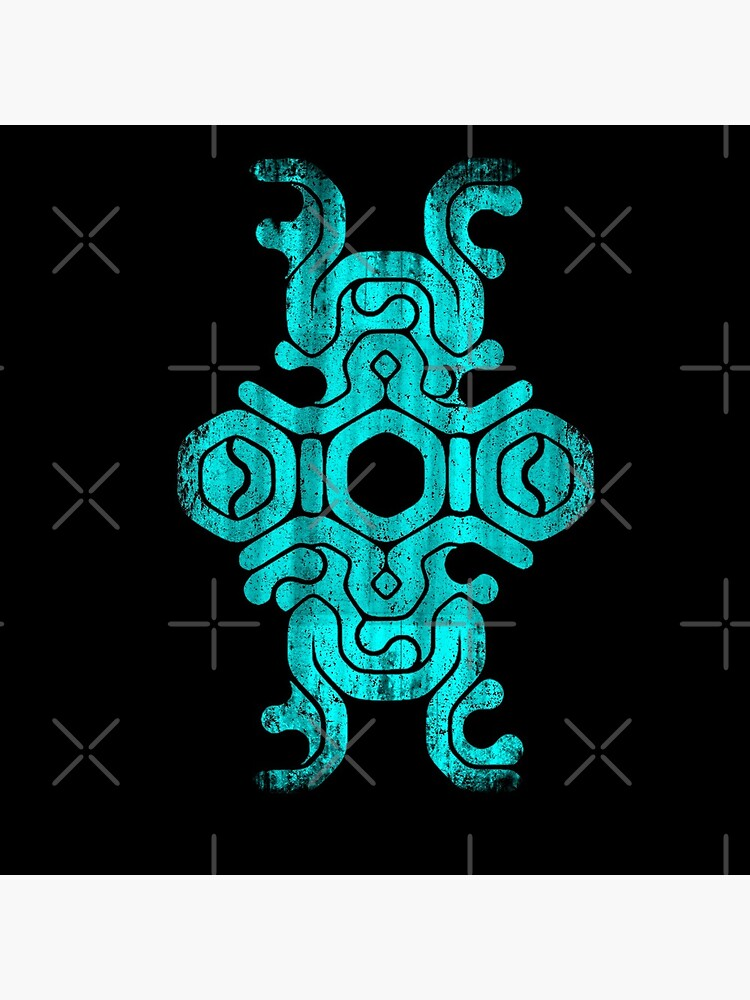"""Shadow of the Colossus """"Sigil Mark"""" Colossus weak point by imposibear"""