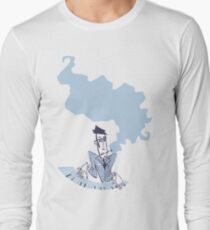 The Piano Player - Light Long Sleeve T-Shirt