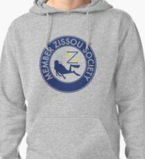 Member Zissou Society (detailed) Pullover Hoodie
