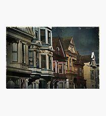 Row Photographic Print