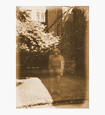 An Insubstantial Man Photographic Print