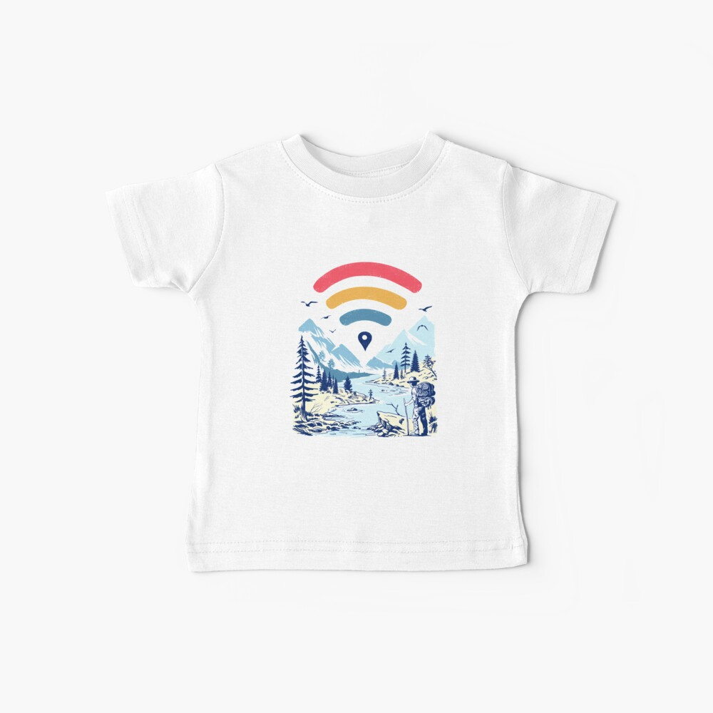 Internet Explorer Baby T-Shirt