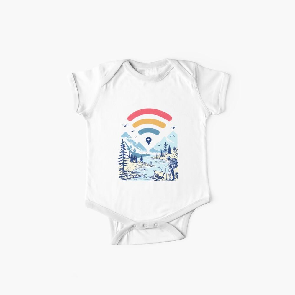 Internet Explorer Baby One-Piece