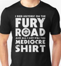 Camiseta unisex Camisa Mediocre