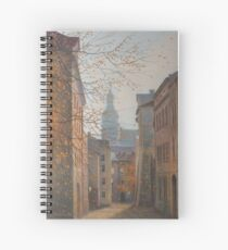 Place In Old City Spiral Notebook