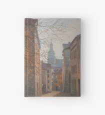 Place In Old City Hardcover Journal