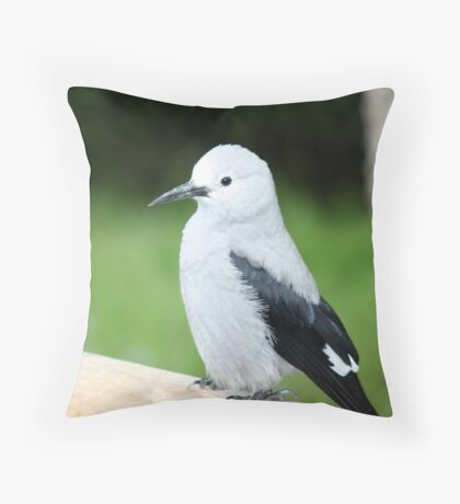 Clark's Nutcracker Throw Pillow