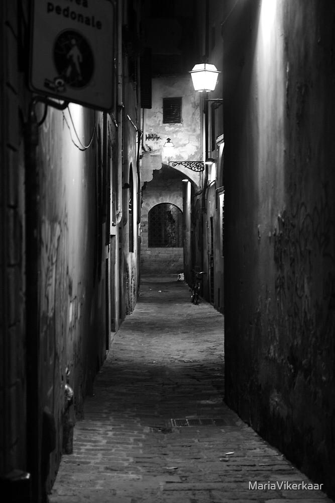 Street in Firenze by MariaVikerkaar