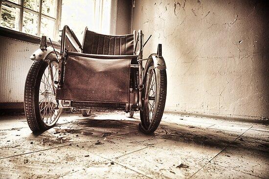 Wheelchair Brownie by geirkristiansen