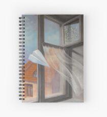 Spring sensation Spiral Notebook