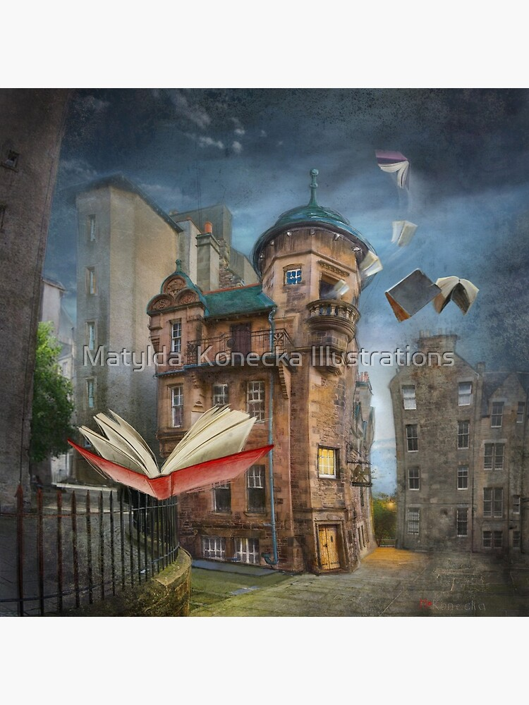 """Writers' Museum"" by matylda"