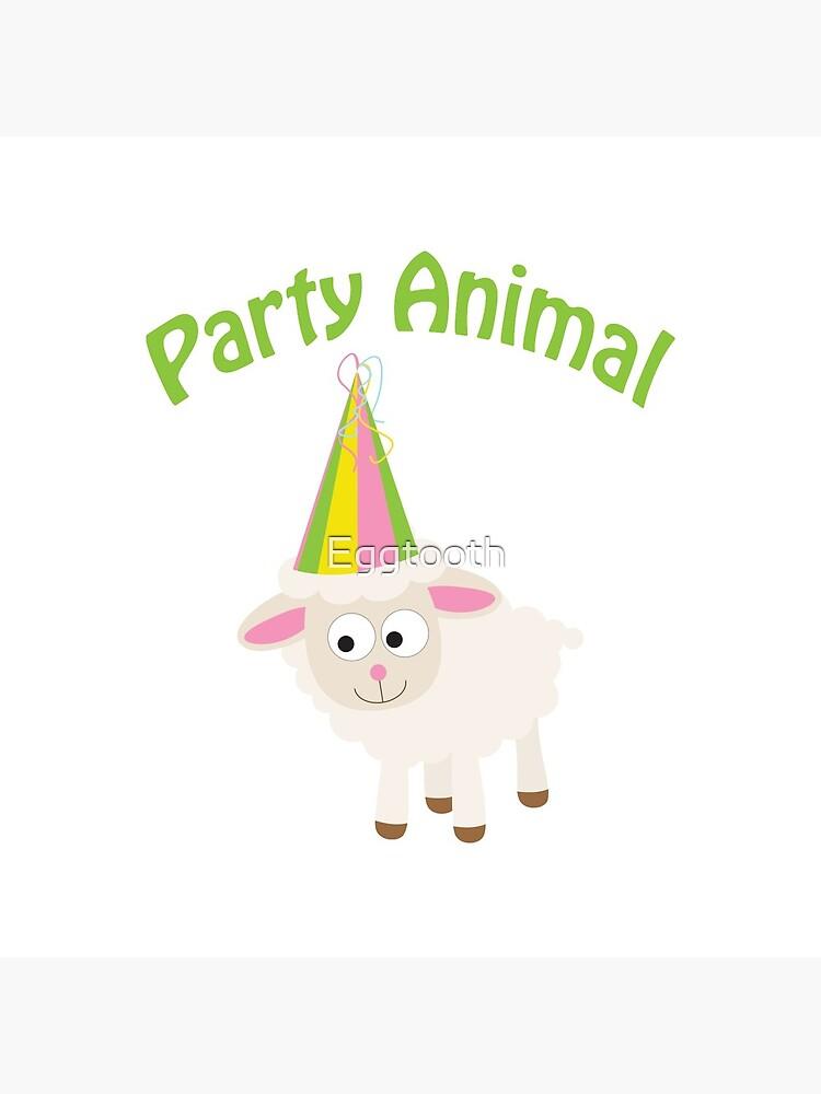 Partylöwe Lamm von Eggtooth