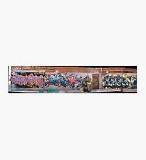 melbourne graffiti 0027a Photographic Print
