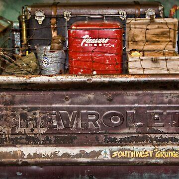 Grunge Truck by patmonty