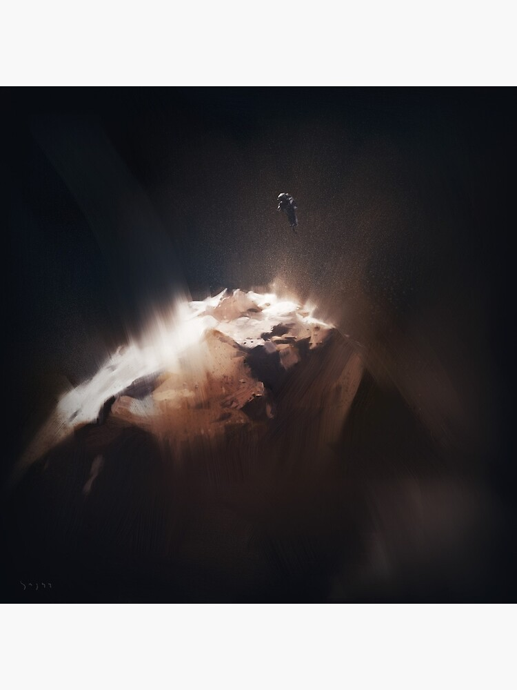Above the Comet by mattiassnygg