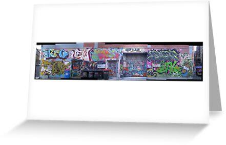 melbourne graffiti 116 by Joseph Barrows