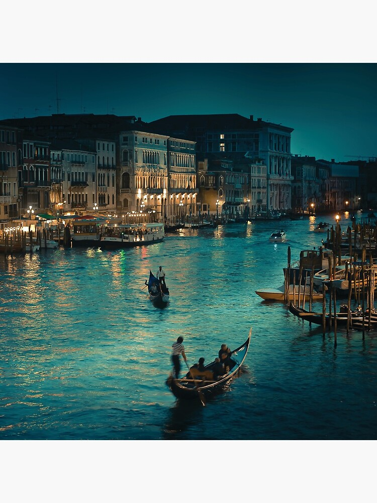 Venice Italy - Travel by Cubagallery