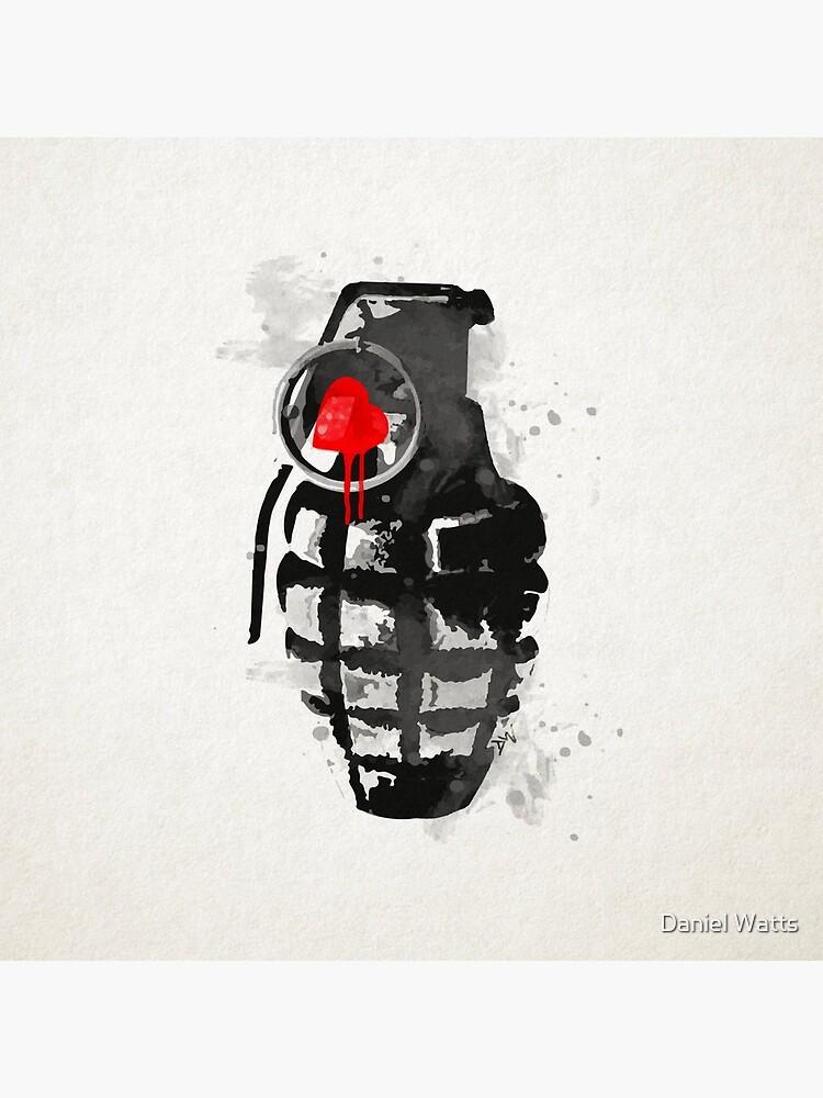Heart Like A.... de DanJohnDesign