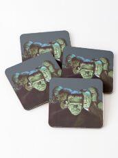 Gang of Monsters  Coasters
