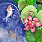 Koi by Duckydaddles