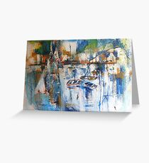 Safe Harbour Greeting Card