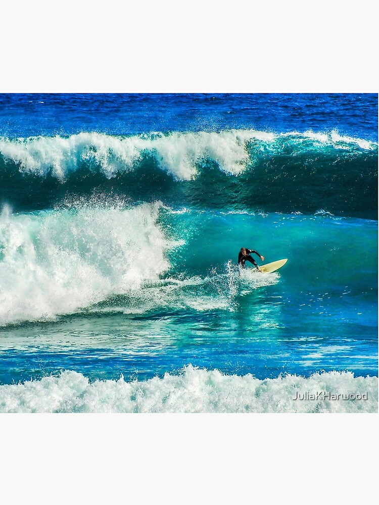 Surfing time by JuliaKHarwood