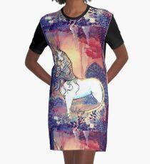 Vestido camiseta El ultimo unicornio