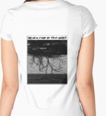 black rain Women's Fitted Scoop T-Shirt