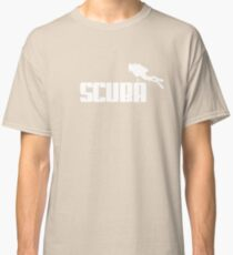 Scuba style Classic T-Shirt