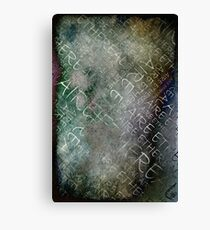 Aire Ethereal Canvas Print