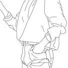 Mode-Illustration Figur - Cal von TheColourStudy