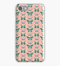 Lepidoptery No. 3 by Andrea Lauren  iPhone Case/Skin