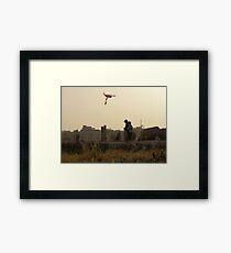The Kite Runner Framed Print