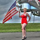 Yankee Girl 3 by Jimmy Ostgard