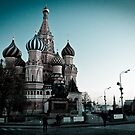 St.Basil's Cathedral by UniSoul