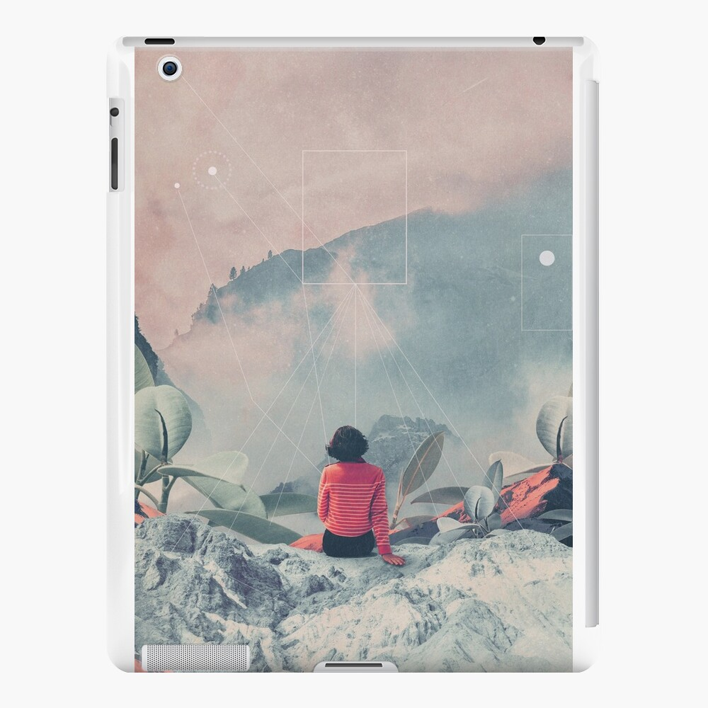 Lost in the 17th Dimension iPad Cases & Skins