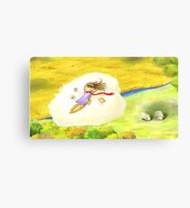 Perfect Afternoon Canvas Print