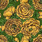 «Ramo de peonía amarilla» de Katerina Kirilova