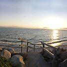 Falmouth Sunset Panorama by Douglas Gaston IV