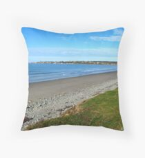 Mavillette Beach Throw Pillow