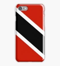 flag of Trinidad and Tobago iPhone Case/Skin