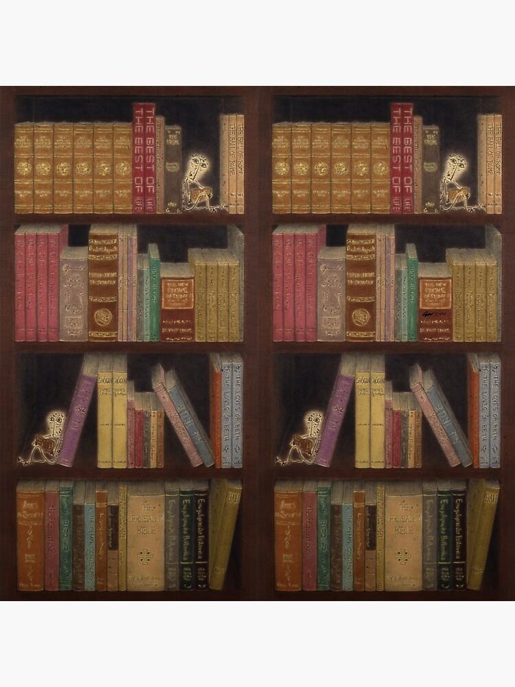 Librería Cojines y bolsos de erikwood