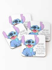 lilo and stitch  Coasters