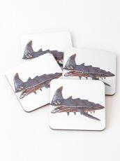 Sandshark Coasters