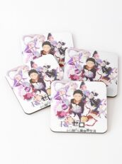 Re:ZERO Starting Life In Another World Coasters