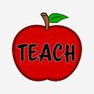 Unterrichten Sie Apple von alydee