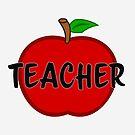 Lehrer-Apple von alydee